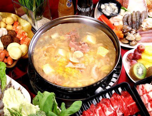 【酸菜白肉鍋】
